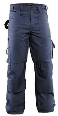 Blåkläder 1570 1860 broek - grijs - c46