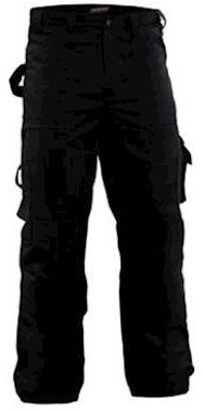 Blåkläder 1570 1860 broek - zwart - c46
