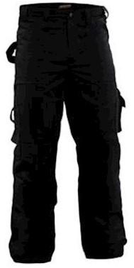Blåkläder 1570 1860 broek - zwart - c60