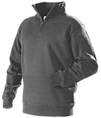 Blåkläder 3365 sweater - grijs - 3xl