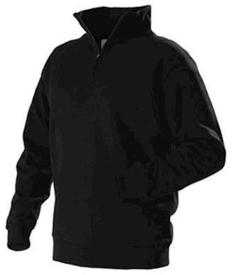 Blåkläder 3365 sweater - zwart - 3xl