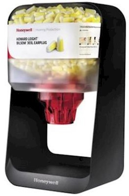 HL400-F dispenser met 400 paar Bilsom 303L oordoppen