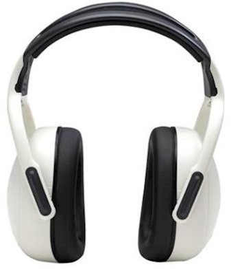 MSA left/RIGHT MEDIUM gehoorkap met hoofdband
