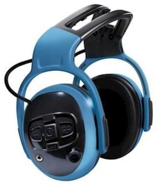 MSA left/RIGHT CutOff Pro gehoorkap met hoofdband