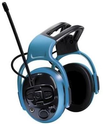 MSA left/RIGHT Dual Pro gehoorkap met hoofdband