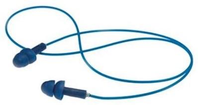 MSA RIGHT herbruikbare detectable oordop met koordje