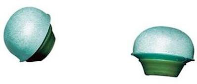 MSA RIGHT reserve oordoppen t.b.v. MSA RIGHT gehoorbeugel
