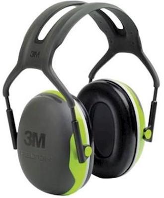 3M Peltor X4A gehoorkap met hoofdband