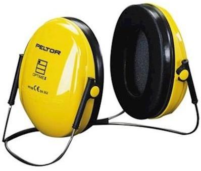 3M Peltor Optime I H510B gehoorkap met nekbeugel