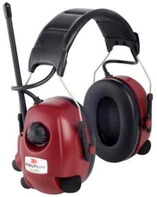 3M Peltor Alert FM-radio gehoorkap met hoofdband