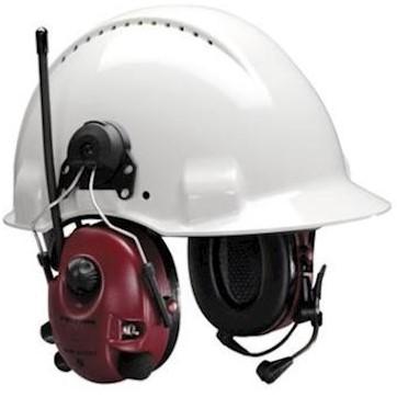 3M Peltor Alert Flex Headset gehoorkap met helmbevestiging