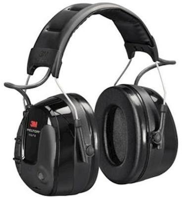 3M Peltor Protac III gehoorkap met hoofdband