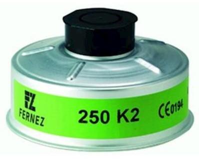 Honeywell gas- en dampfilter K2