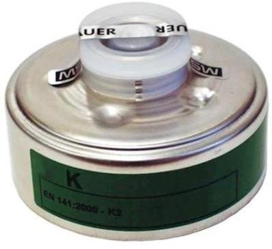 MSA 90 gas- en dampfilter K2