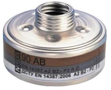 MSA 90 gas- en dampfilter A2B2