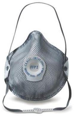 Moldex 243501 stofmasker FFP2 NR D met uitademventiel