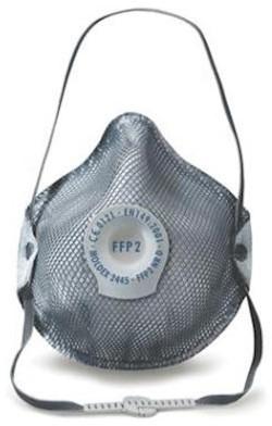 Moldex 244501 stofmasker FFP2 NR D met uitademventiel