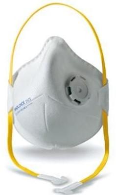 Moldex 257501 stofmasker FFP3 NR D met uitademventiel