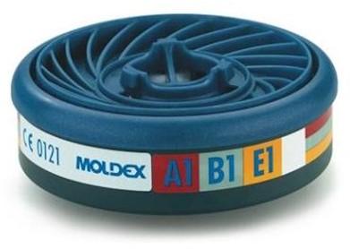 Moldex 930001 gas- en dampfilter A1B1E1
