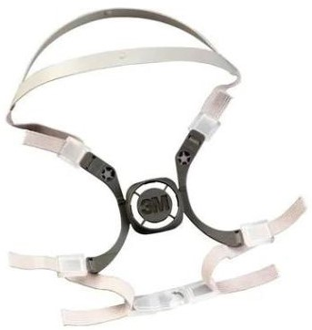 3M hoofdbandenstel 6281 tbv 6000 serie