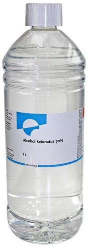 Alcohol Ketonatus Dilutus 70%
