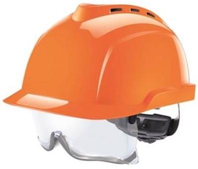 MSA V-Gard 930 geventileerde veiligheidshelm