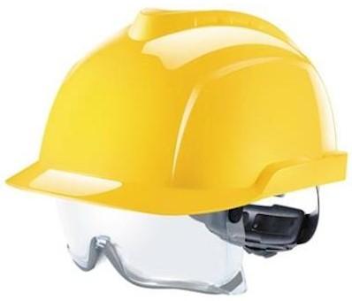 MSA V-Gard 930 ongeventileerde veiligheidshelm