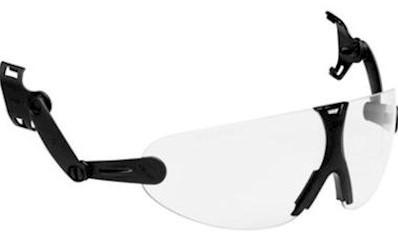 3M Peltor V9C geïntegreerde veiligheidsbril