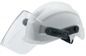uvex Pheos 9906-002 gelaatsscherm