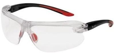 Bollé IRI-S veiligheidsbril met +3.0 leesgedeelte