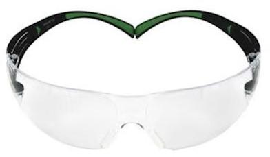 3M SecureFit SF400 veiligheidsbril met +2.5 leesgedeelte