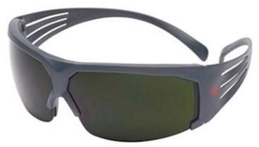 3M SecureFit SF600 lasbril met AS-coating