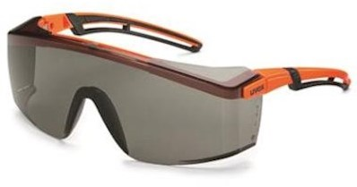 uvex astrospec 2.0 9164-246 veiligheidsbril