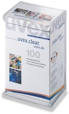 uvex 9963-000 dispenser reinigingsdoekjes