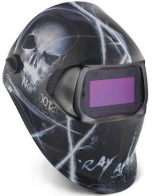 3M Speedglas 100V Xterminator lashelm