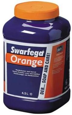 Swarfega Orange handreiniger - 4.500 ml
