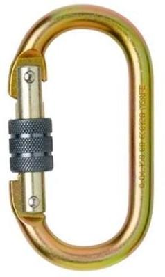 M-Safe 4150 stalen karabijnhaak