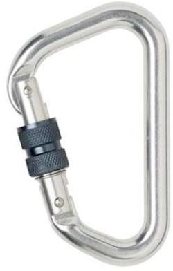M-Safe 4151 aluminium karabijnhaak