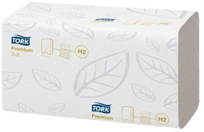 Tork Xpress Soft Multifold 100288 vouwhanddoek