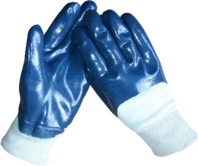 NBR werkhandschoen 3/4 coating