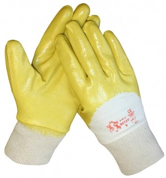 Werkhandschoenen NBR coating