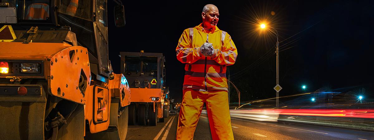 Nieuwe richtlijnen veiligheidskleding voor wegwerkers
