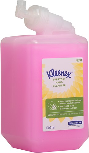 Kleenex 6332 Handreiniger voor dagelijks gebruik