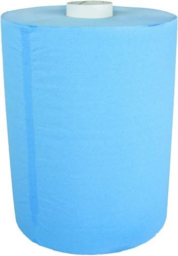 Handdoekrol Enmovement blauw