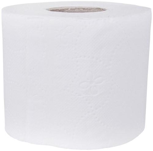 Toiletpapier Cellulose (10x4) 2-laags
