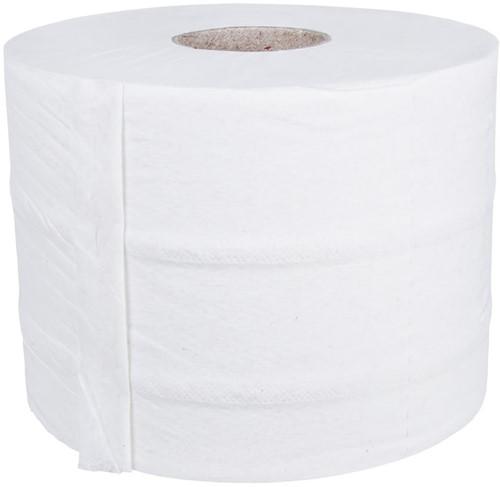 Toiletpapier Compactrol 2-laags (24x100m)