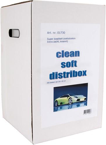 Clean Soft Distribox
