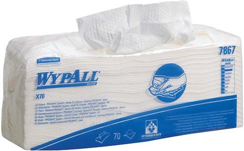 Wypall X70 Doeken 7867