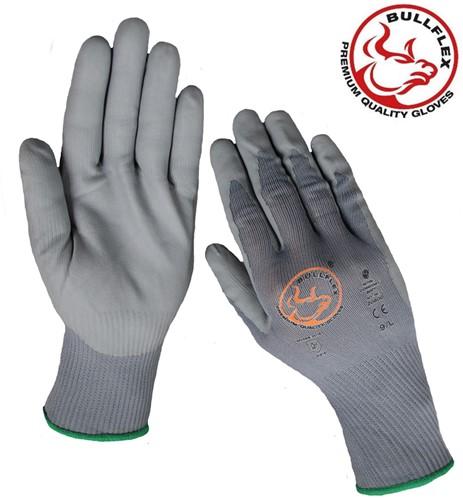 Bullflex Nitri-Comfort Soft Werkhandschoen - 10/xl