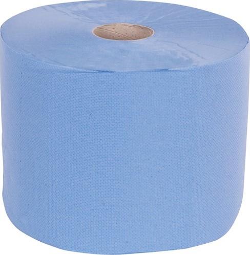 Maxi Rol Bright Blue 2-laags (22cmx360m) 2 stuks